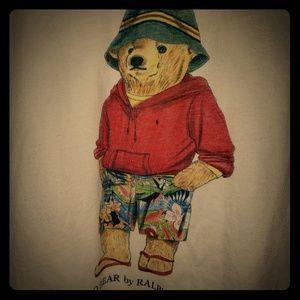 Vintage Polo Bear